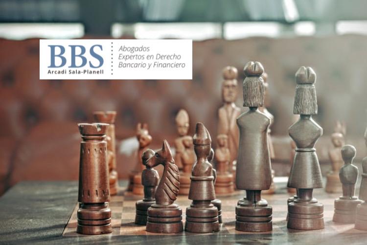 Partida de ajedrez. BBS Abogados.