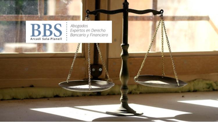 Balanza justicia. BBS Abogados.