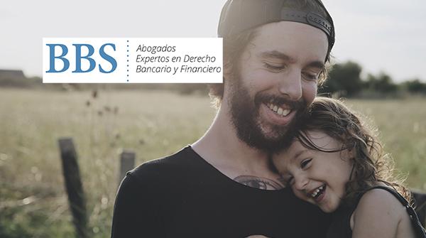 Padre e hija. BBS Abogados.