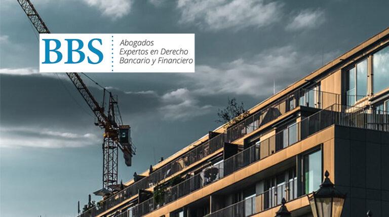 Edificio en construcción. BBS Abogados.