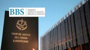 Tribunal de Justicia de la Unión Europea (TJUE)