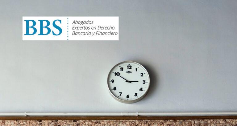 Reloj. BBS Abogados